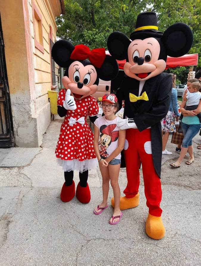 Mickeymouse a Minnie